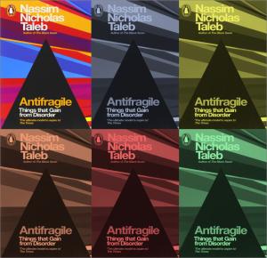 Nassim Taleb Antifragile
